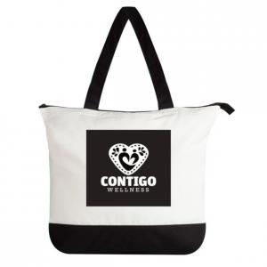 Contigo Wellness Traveler Bag in Black